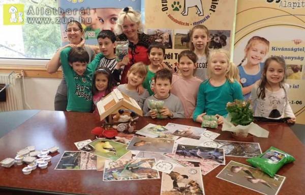 Környezeti nevelés, állatvédelem