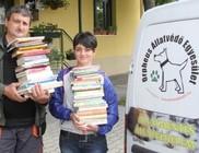 Ajándék könyvek Kárpátaljára - részt vettünk a gyűjtésben