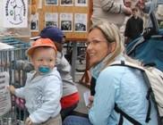 Gazdit kaptak az utcáról megmentett picik - Hídi Vásár 2013