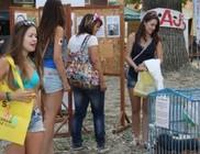 Állatvédők a SZIN 2013-on