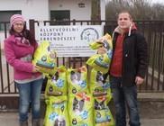Köszönjük a karácsonyi állatmentést segítő adományokat