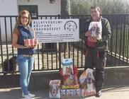 Bohócdoktorok állatmentő támogatása