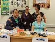 Az Orpheus is részt vett a Nemzetközi Esélyteremtési és Ifjúsági Civil Börzén