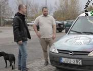 Állatmentő autó adományozás