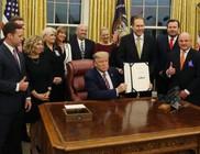 Trump aláírta: szövetségi bűncselekmény lett az állatkínzás az Egyesült Államokban