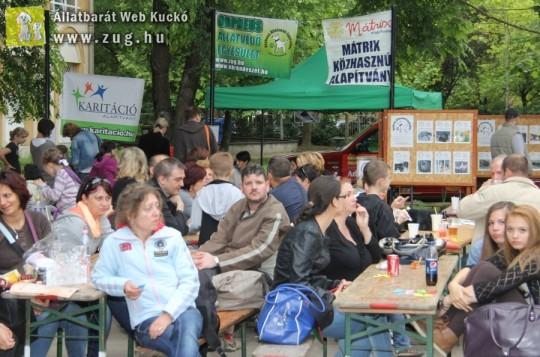 Orpheus Állatvédő Egyesület - rendezvényen