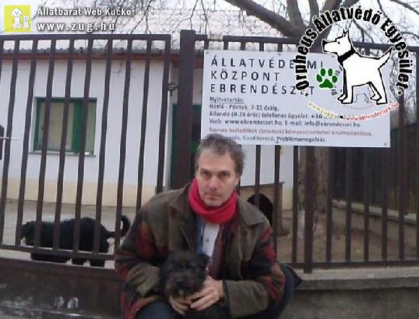 Szerető Gazdinál Karika!