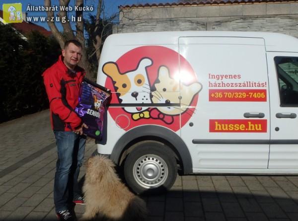 Támogatást kaptunk a HUSSE Magyarországtól, köszönjük!