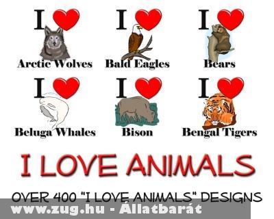 I love animals 2.