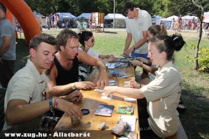 Orpheus játszóház a Sziget 2012 fesztiválon