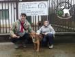 Állatbarátok Szja 1% felajánlásának is köszönhetően Andro szerető Gazdihoz került