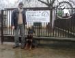 Állatbarátok adó 1 százalékának köszönhetően Gazdihoz került Kyra