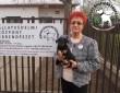 Kutyamentés: Kavics Gazdihoz került!