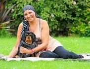 Kutyájának köszönhetően vették időbe észre a mellrákját egy 43 éves nőnek