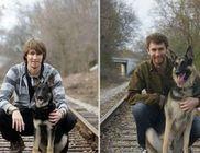 Örök barátság: előtte-utána fotók 10 év elteltével