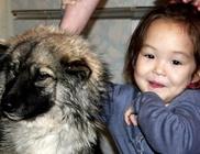 A család kutyusa mentette meg a hároméves kislány életét