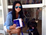 Több ezer kilométert utazott, hogy megmentse az őt megmentő kutyust